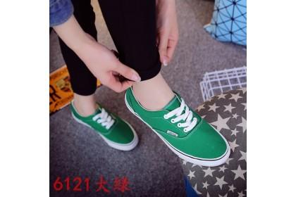 Fashionhomez 7629 Korean Shoes (Black, Red , Blue , Purple , Green)
