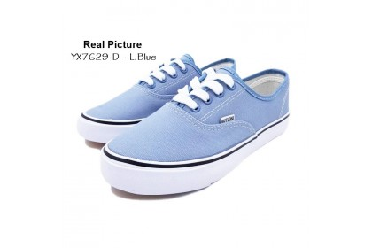 Fashionhomez 7629-D Korean Shoes ( size 35-40 ) - Big Cutting