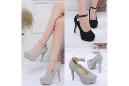 Fashionhomez 8207 Tiara Stiletto Heel ( size 35-39 )
